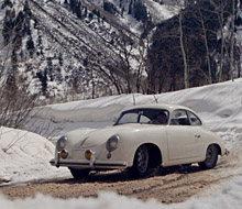 Porsche – From the Winter of 53